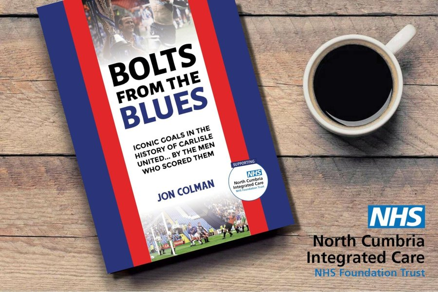 New Carlisle United book to raise cash for NCIC