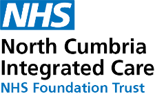 North Cumbria Integrated Care NHS Foundation Trust logo