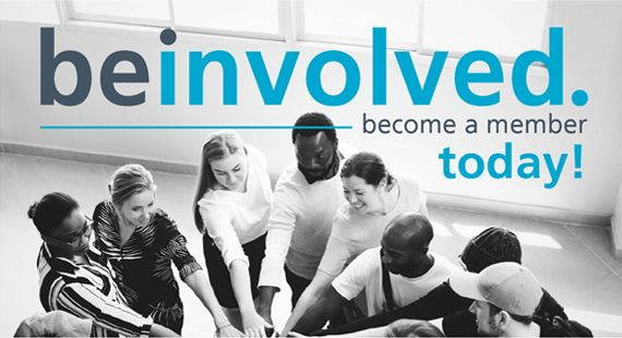 Be involved - become a member today!
